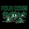 12 Four Cows